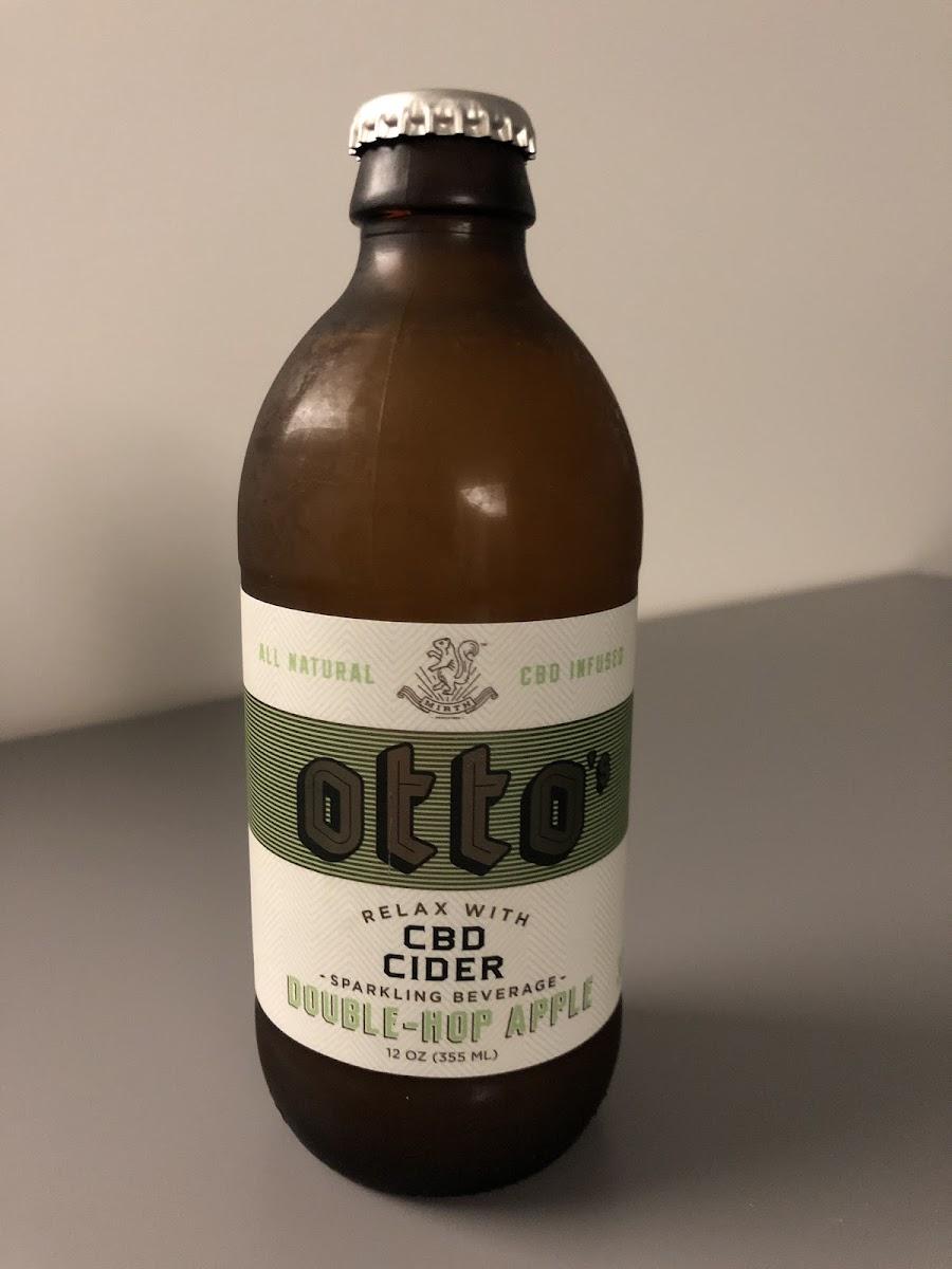 CBD Cider