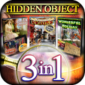 Hidden Object Mystery Travels