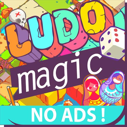 Ludo Magic: It's Ludo Time!
