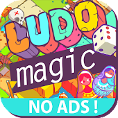 Ludo Magic: It's Ludo Time!