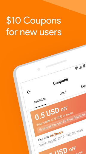 KiKUU - Online Shopping App, Buy Trending Products screenshot 1