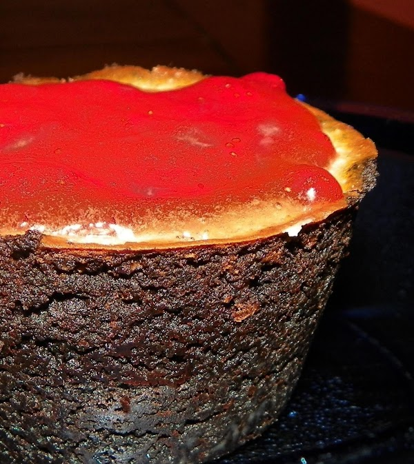 Easy Individual Cheesecakes With Strawberry Sauce Recipe