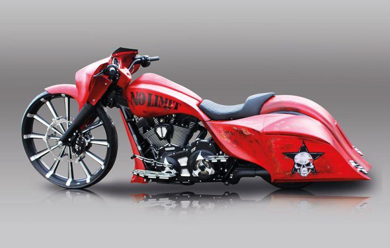 "Harley-Davidson ""RoadKing"" by No Limit Custom"