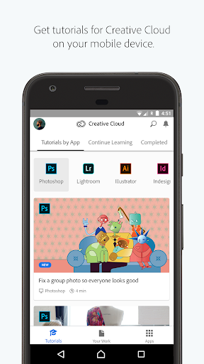 Adobe Creative Cloud 4.8.1 Apk for Android 1
