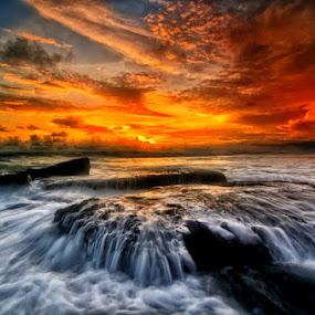 grind by Raung Binaia - Landscapes Sunsets & Sunrises ( sunset, sunrise )