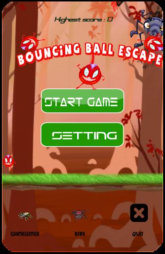Bouncing Ball Escape