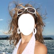 Woman Photo Montage