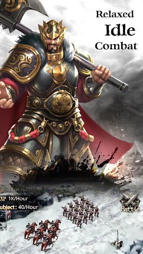 Risen Heroes: Idle RPG of the Three Kingdoms 1.0.1 screenshots 2