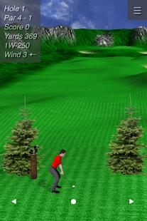 Par 72 Golf IV - náhled