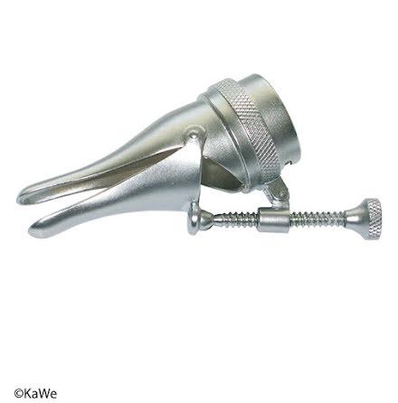Nässpekulum tillverkad av rostfritt stål