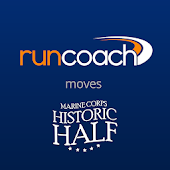 runcoach Moves Historic Half