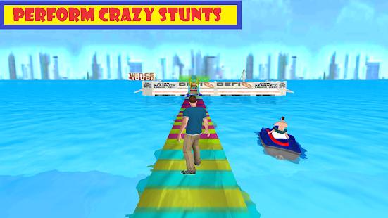 Water Slide Adventure : Stunt Racing Game - náhled