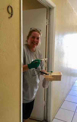 San Diego Rescue Mission: Painting
