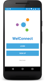 WelConnect- screenshot thumbnail