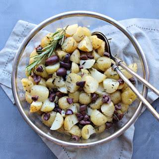 Black Olive Rosemary New Potato Salad.