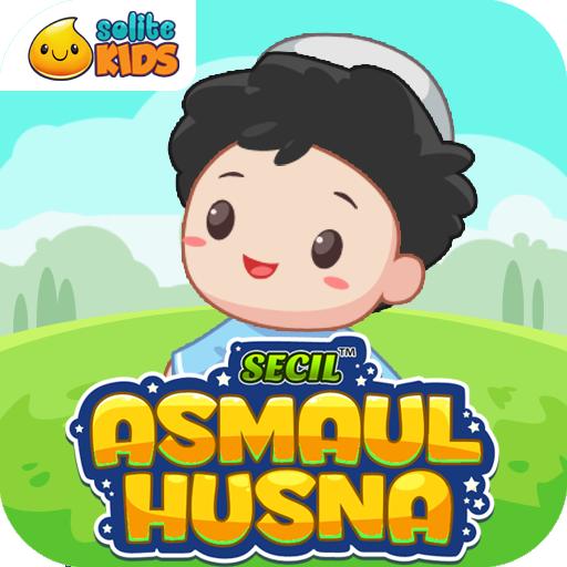Belajar Asmaul Husna + Suara