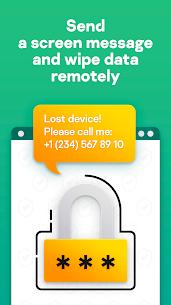 Kaspersky Mobile Antivirus AppLock Web Security [Mod] 7