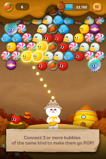 LINE Bubble 2 1.17.0.13 screenshots 4