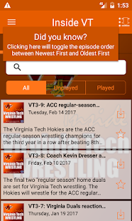 Inside Virginia Tech Wrestling- screenshot thumbnail
