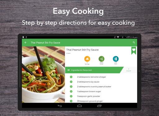 Asian Recipes 41.0.0 screenshots 11