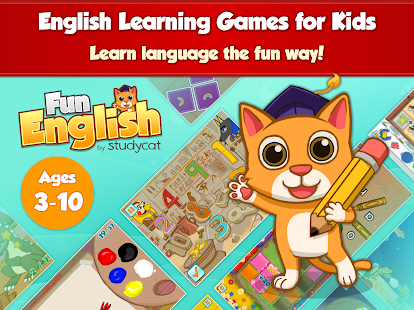 Fun English Language Learning 12