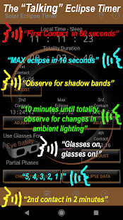 Solar Eclipse Timer- screenshot thumbnail