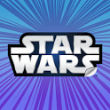 Star Wars Stickers: 40th Anniversary icon