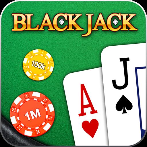 BLACKJACK 21 博奕 App LOGO-APP開箱王