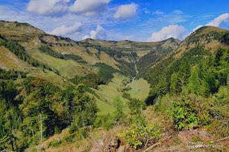Photo: Das Zinkenbachtal 20.September 2014  47.654652, 13.375406 Dieses Tal bleibt mir Unvergessen. 30.Oktober 2011 es war ein herrlicher und sonniger Wandertag ...  Nicht die Glücklichen sind dankbar.  Es sind die Dankbaren, die glücklich sind. Francis Bacon