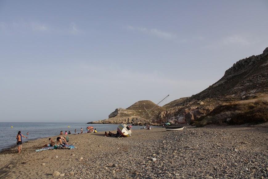 Playa de Las Negras.