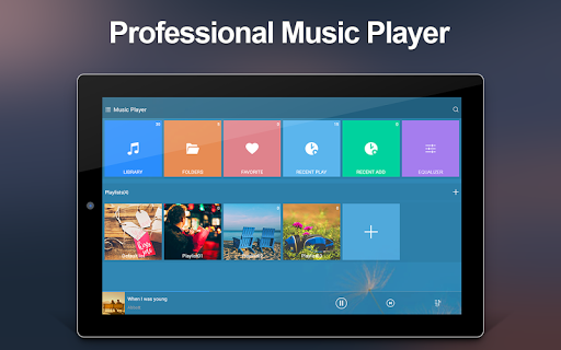 Music Player - Audio Player  screenshots 12