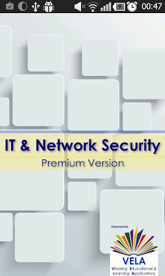 IT & Network security Notes - screenshot