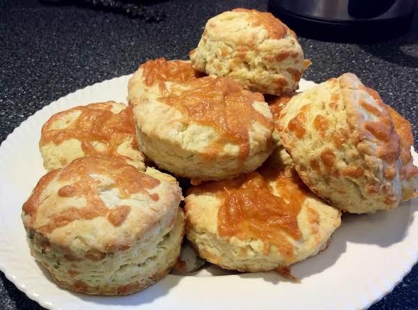 Caerphilly Cheese Scones Recipe