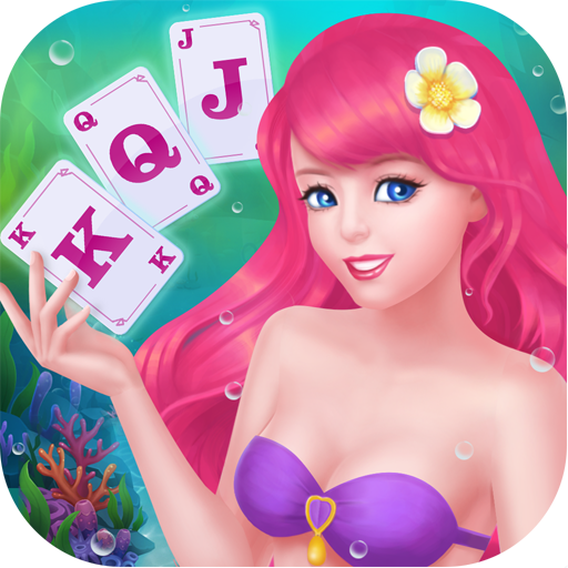 Solitaire Mermaid & Fish (game)