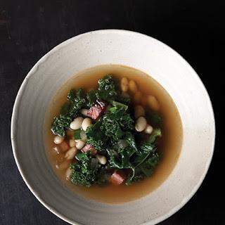 Portuguese Kale & Chorizo Soup