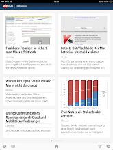 Photo: Google Currents: ZDNet.de-It-Business