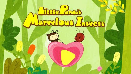 Little Panda's Insect World - Bee & Ant  screenshots 6