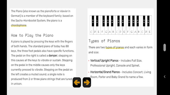 Piano HD: real simulator keyboard - pianist for PC-Windows 7,8,10 and Mac apk screenshot 4