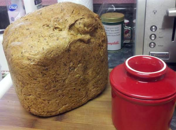 Bob's Red Mill Low Carb Bread (bread Machine) Recipe