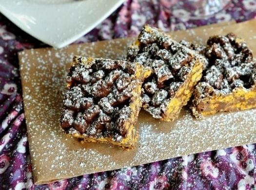 Muddy Buddies Crunch Bars Recipe