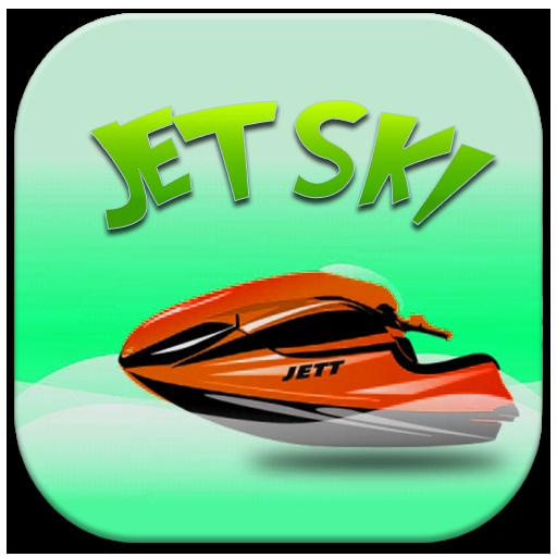 喷气滑雪 - 免费游戏 賽車遊戲 App LOGO-APP試玩