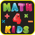 ABC Math for Kids icon