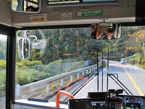 奈良交通「八木新宮線」 ・960 五條~上野地間 その1