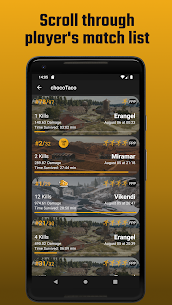 Chicken Tracker: Stats for PUBG Apk Latest Version Download For Android 3