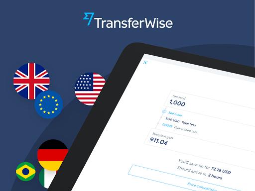 TransferWise Money Transfer  screenshots 6
