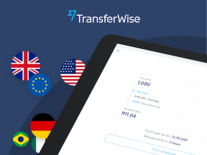 TransferWise Money Transfer Apk Download 6