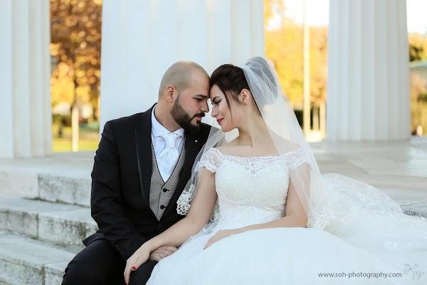 Свадебный фотограф Наталия Мельцер (Sohatiy). Фотография от 22.11.2016