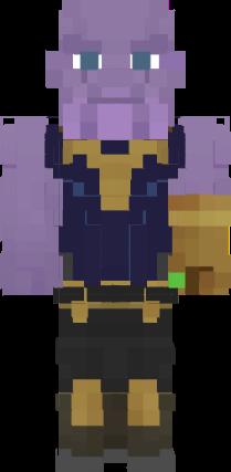 Thanos Nova Skin
