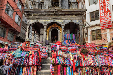 Places to shop in Kathmandu