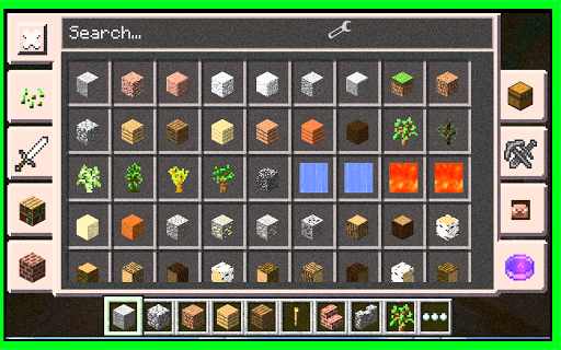 Mods Item for MCPE